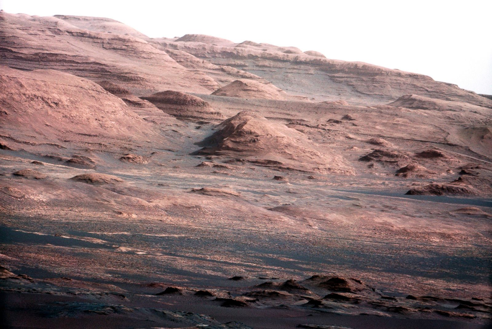 Have photos been taken of the surface of Mars?