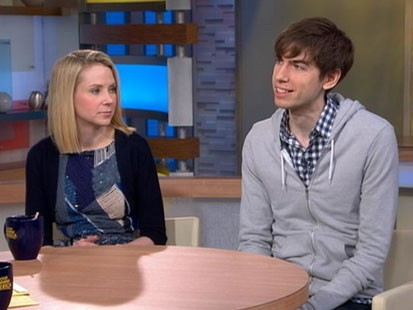Watch: Yahoo, Tumblr CEOs on $1.1 Billion Deal, Incorporating Ads