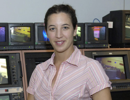 Ariana Reguzzoni, University of California, Berkeley, Graduate School of Journalism