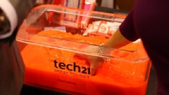 VIDEO: Tech21's iPhone case has a secret ingredient.