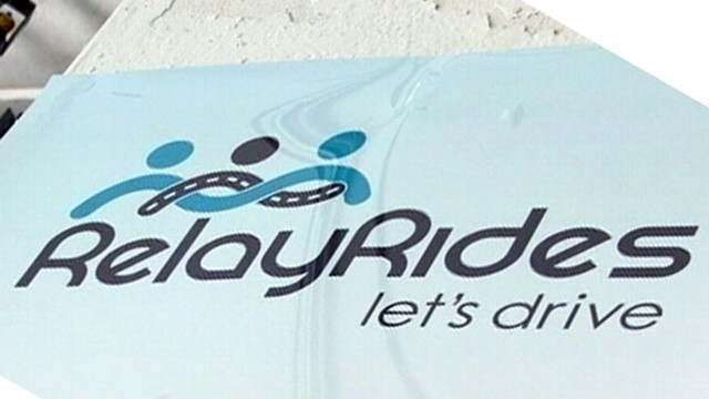 VIDEO: RelayRides: Car Sharing Service Offers Alternative to Renting