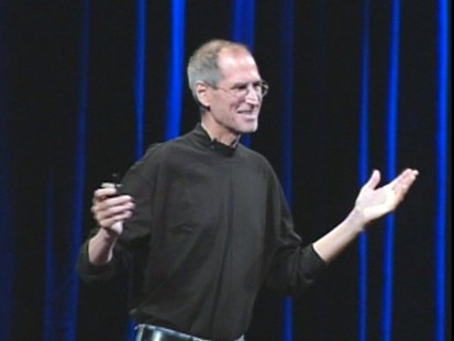 VIDEO: Steve jobs talks about his kidney transplant at Apple conference.