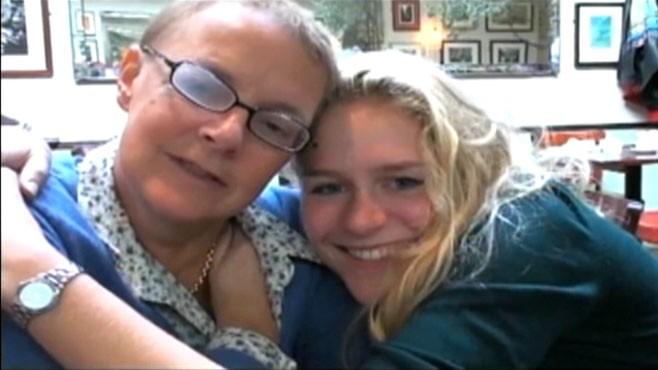 VIDEO: Sarah Phillips? tribute to her mother Debbie has become popular on YouTube.
