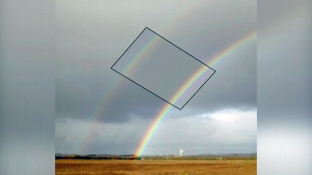 VIDEO: Computer graphics used to recreate amazingly accurate rainbows.
