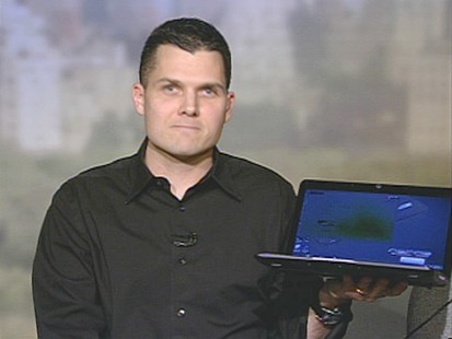 VIDEO: Microsoft Windows 7 on the newest laptops.