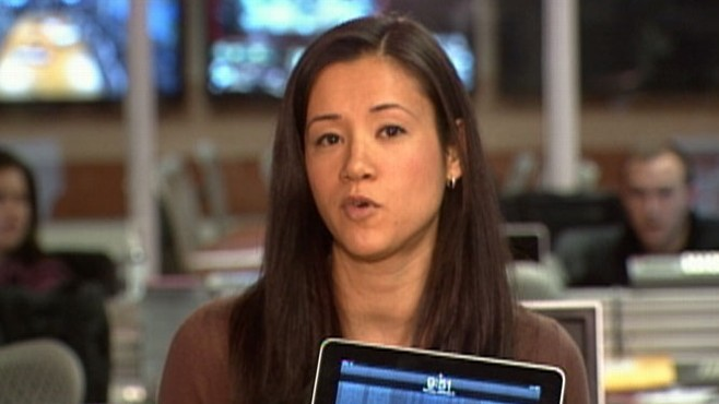 Video: Ki Mae Heussner talks about the top Google searches of 2010.