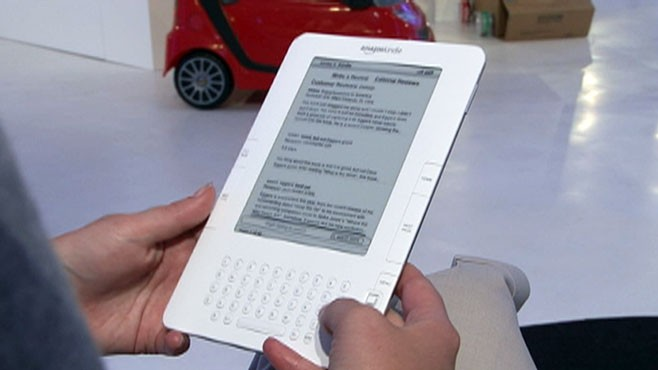 VIDEO: Customers say the leather cover interferes with the Kindle's performance.