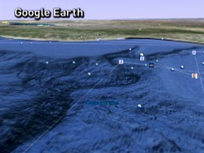 VIDEO: Ocean on Google Earth