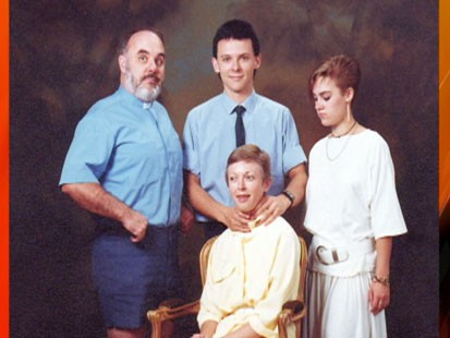 VIDEO: New website, AwkwardFamilyPhotos.com, showcases embarrassing family photos.