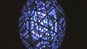 VIDEO: 32,000 LEDs will help ring in 2010 - how theyre also saving the environment.
