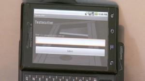 Video: New software stops teens from texting and driving.