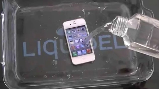 VIDEO: Dropped your phone in the pool or toilet? Here's how you can save it.