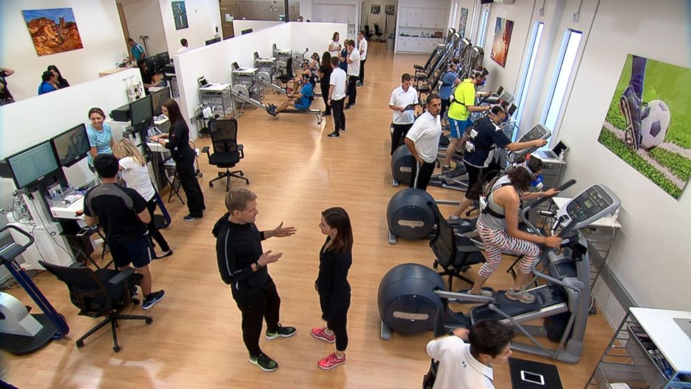 Inside Apple's Top Secret Health and Fitness Lab for Apple ...