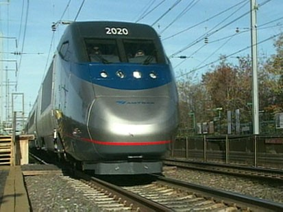 VIDEO: Acela Gets WiFi