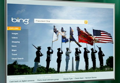 VIDEO: Bing to Compete With Google?