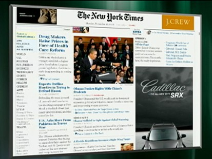VIDEO: A new study shows users are willing to pay nominal fees for online news.