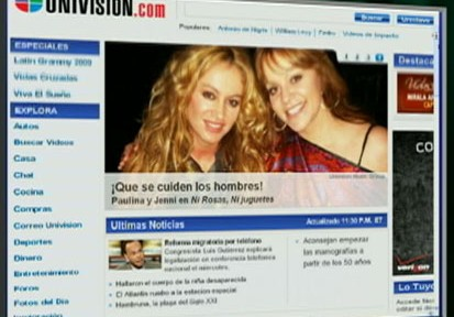 VIDEO: YouTube Gets Univision