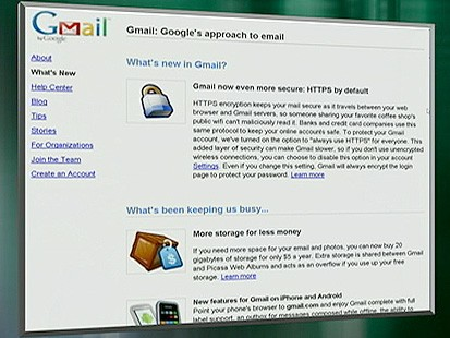 VIDEO: Gmail Guards Itself from Hackers