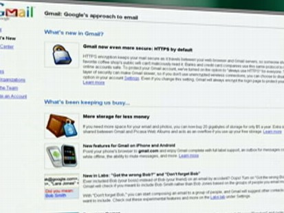 VIDEO: Gmail will soon offer additional features so users can provide status updates.