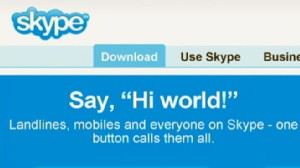 VIDEO: Get Skype on Verizon Wireless