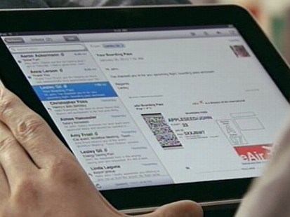 VIDEO: Software designers rush to submit their apps before the iPads release.