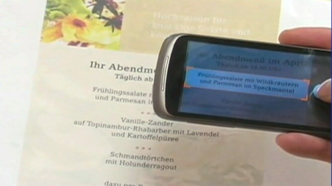 VIDEO: The new phone application can translate to multiple different languages.