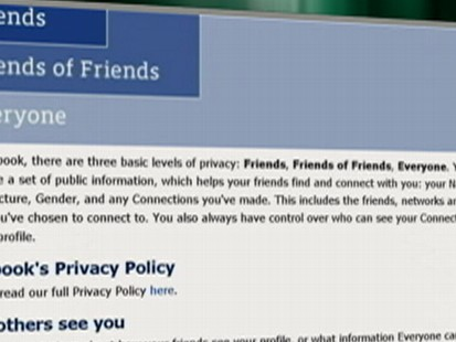 VIDEO: The social networking site has added additional features to improve security.