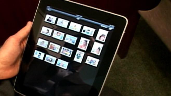 iPad Security Breach