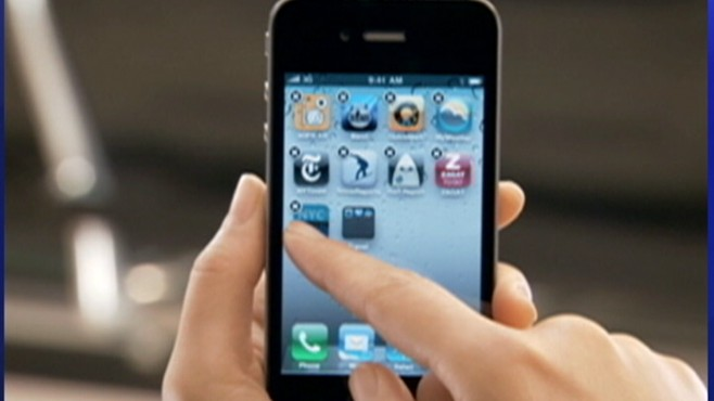 VIDEO: Updated software for the iPhone 4 is available online today.