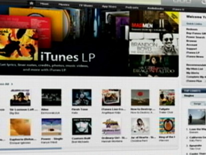 iTunes Security Measures