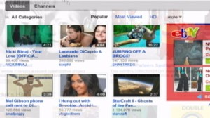 YouTube?s New Look