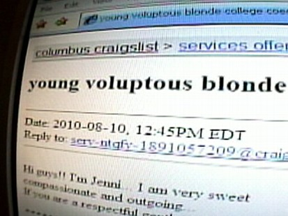 craigslist personals adult entertainment classifieds
