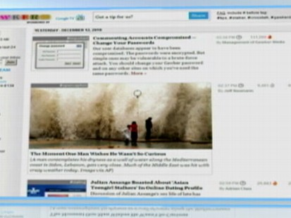 VIDEO: Gawker websites hacked