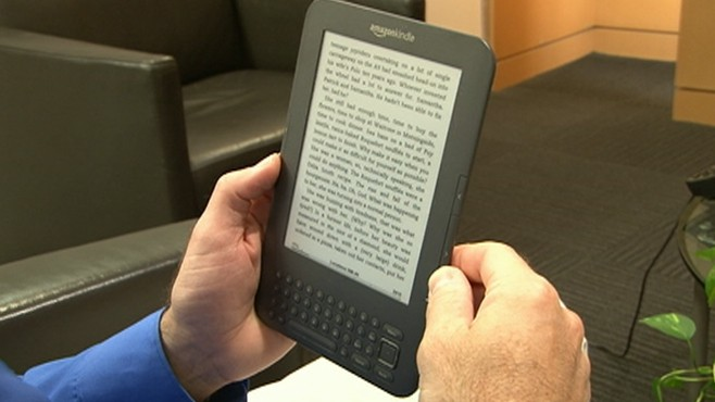 Kindle Overtakes Books