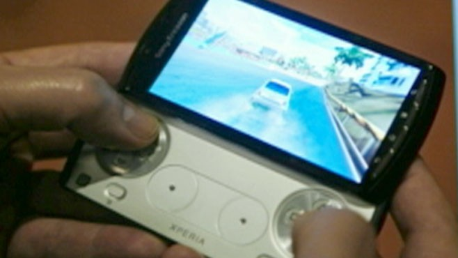 VIDEO: Sony Ericson's Playstation Phone