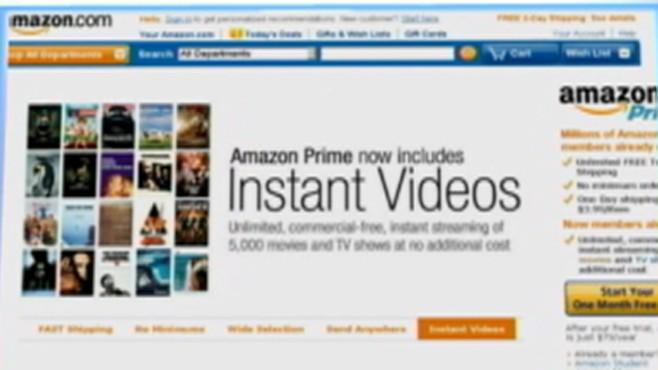 Amazon vs. Netflix