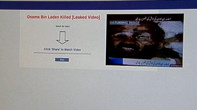Beware of Osama Bin Laden