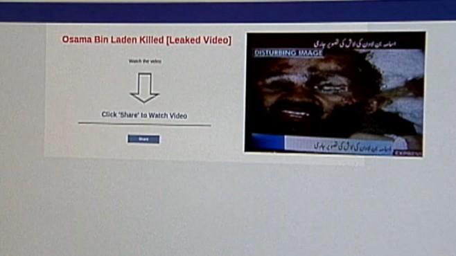 Beware of Osama Bin Laden