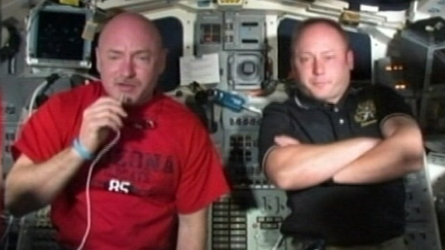 VIDEO: NASA astronaut