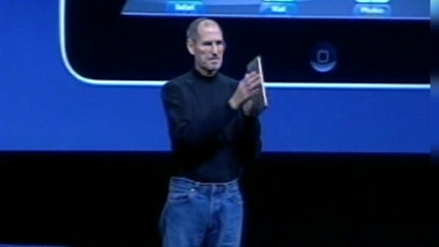 Its the end of an era as Steve Jobs steps down as Apple CEO.