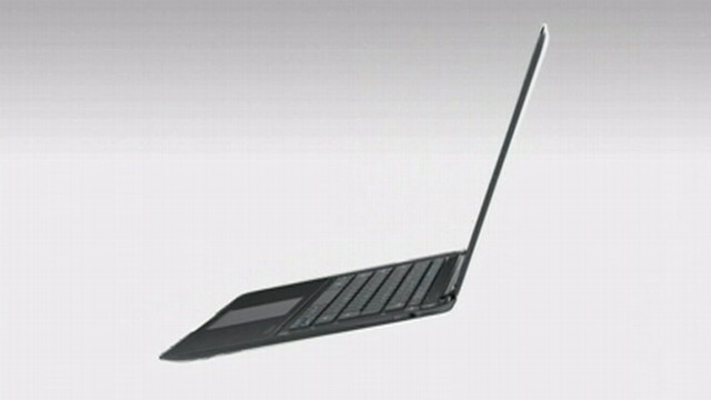 Ultra light, thin laptops are the hot product at the Consumer Electronics Show.