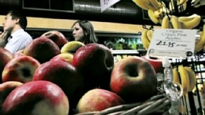 Video:  Study shows that buying organic food isnt he