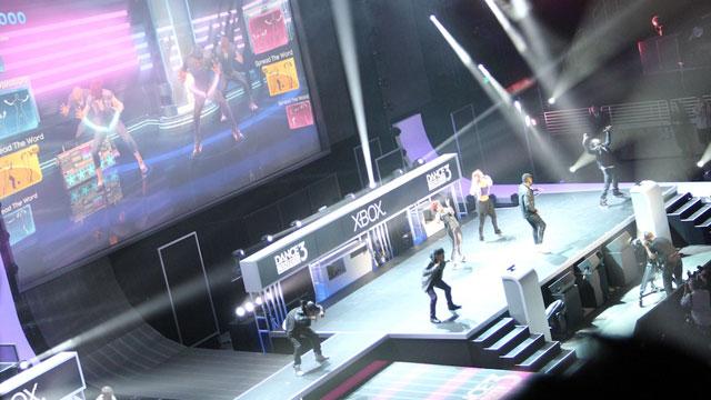 PHOTO: XBoxs 2012 E3 Media Briefing