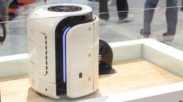 VIDEO: New technology at Consumer Electronics Show in Las Vegas.