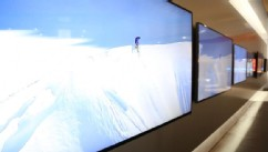 VIDEO: Vizio shows off their Ultra HD TV