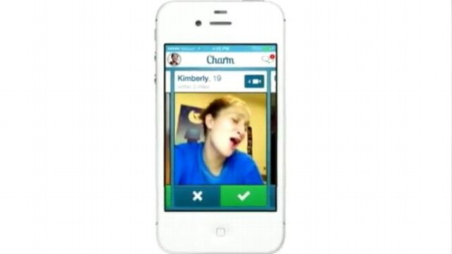 VIDEO: Users upload short videos of themselves to attract potential suitors.
