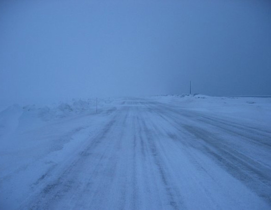 Photo: Barrow, Alaska.