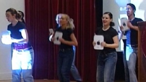Video: Seton Hill will hand out free iPads to full-time students.