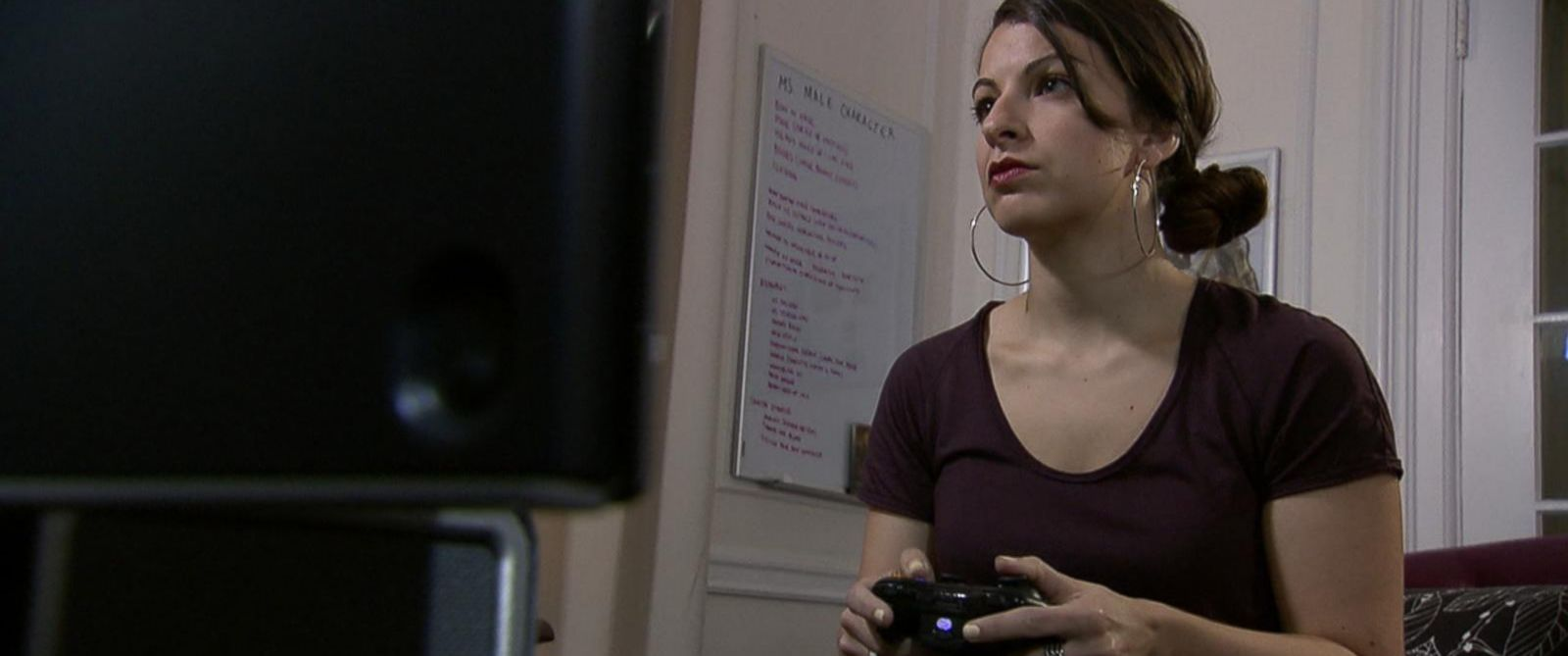 Media critic Anita Sarkeesian has experienced horrible threats after she criticized how women are portrayed in video games.