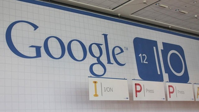 PHOTO: Google's 2012 I/O Developer's Conference is held in San Fransisco at the Moscone Center.